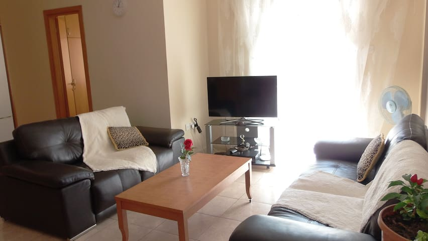 Relax Apartment -center Paphos - Paphos - Departamento