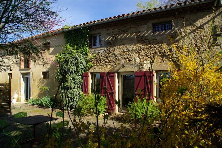 maison à la campagne - Pécharic-et-le-Py - Dom