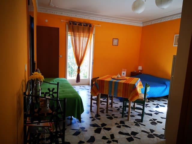 Casa Arangera -Orange Room-