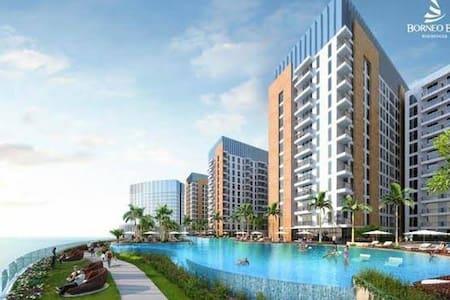 1 BR Cozy Apartment at Borneo Bay Balikpapan