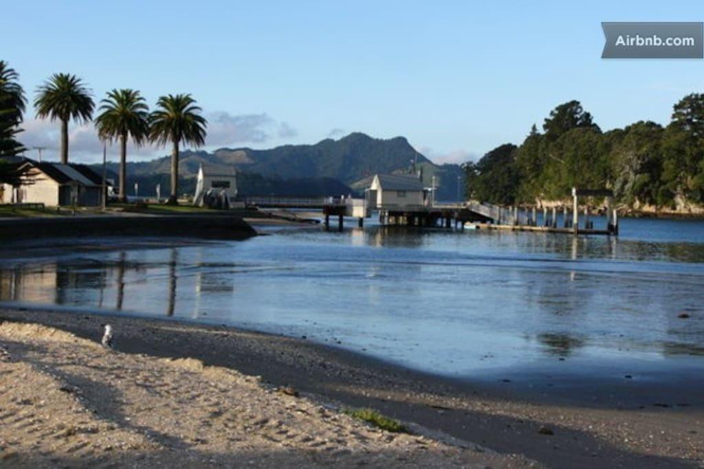 Whitianga Harbour