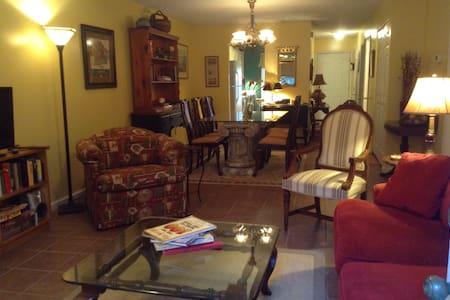 Convenient/petfriendly/updated - Aiken - Condominium