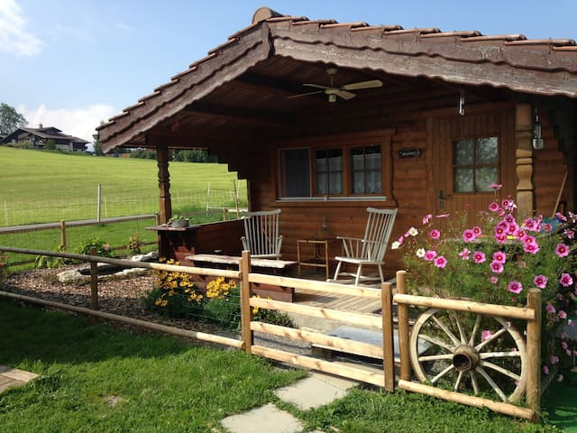 Sleep in the cabin - Aeschi bei Spiez - Ev