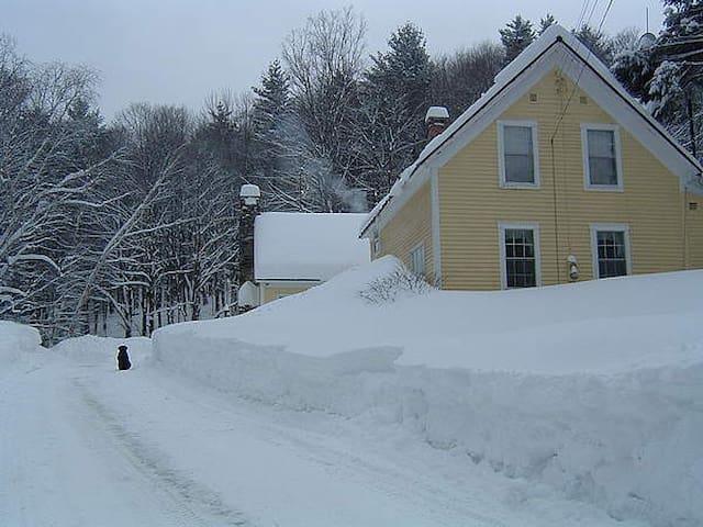 Vermont Old Farmstead - Jamaica - Hus