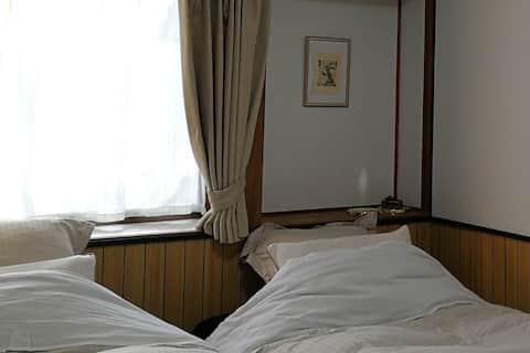 【水曜夜は無料坐禅体験有り】 2ベッド (ASOSTAYzenzen禅然 )