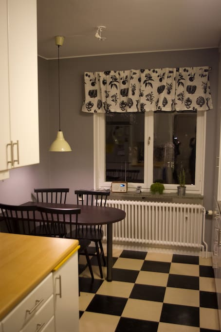 Our lovely kitchen :)