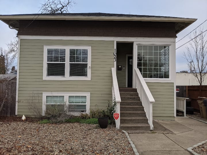 Recently updated 3 bedroom with Fenced Backyard