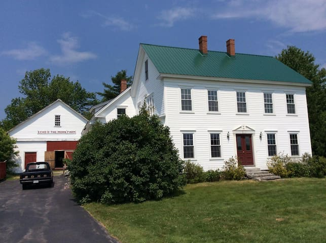 Spacious cozy FARMHOUSE for rent! - New Gloucester