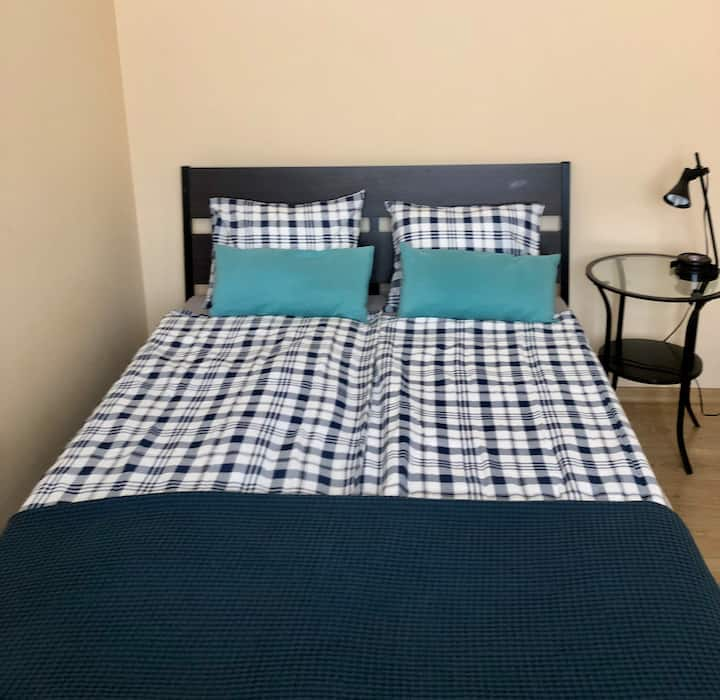 Apartamenty Nova z dwoma sypialniami