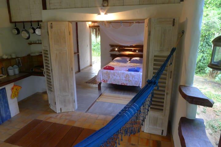 Casa da Cris e Paulo - Ilha de boipeba - ที่พักพร้อมอาหารเช้า