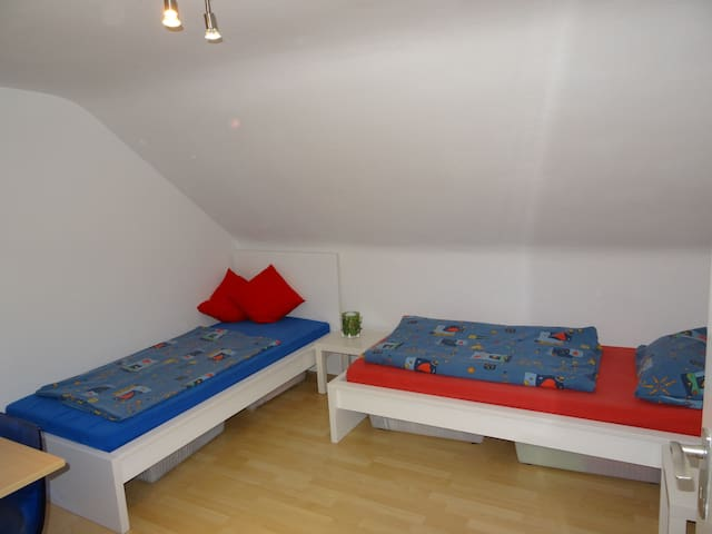 Room in Nuremberg, close to the fair - Nuremberg
