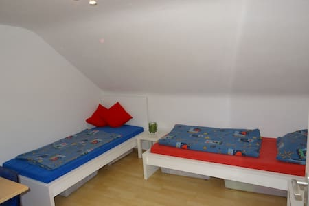 Room in Nuremberg, close to the fair - Nuremberg - Bed & Breakfast