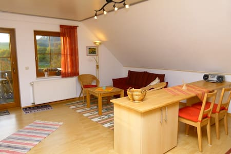 Holiday Apartment 'Prümtalblick' - Prüm - Leilighet