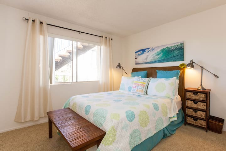 Steps to the beach and pier - San Clemente - Apartment