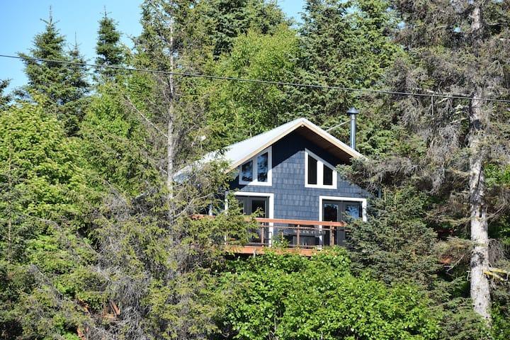 Halibut Cove House