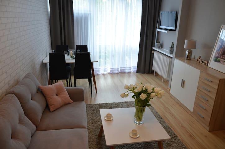 Cozy Apartment Heart of Warsaw Grzybowska WI-FI