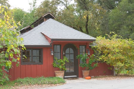 The Red Cottage 2BR in Wine Country - Glen Ellen
