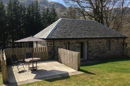 Cardney Bothy, Glengyle, Scotland - Loch Katrine