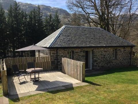 Cardney Bothy, Glengyle, Loch Katrine, Scotland