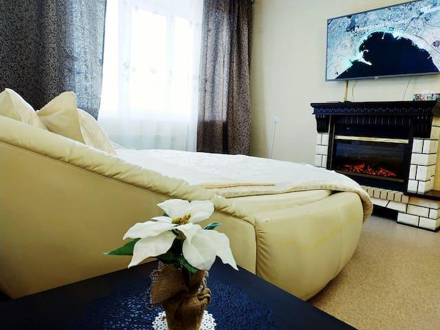 Квартира класса ЛЮКС с видом на горы,VIP LEVEL