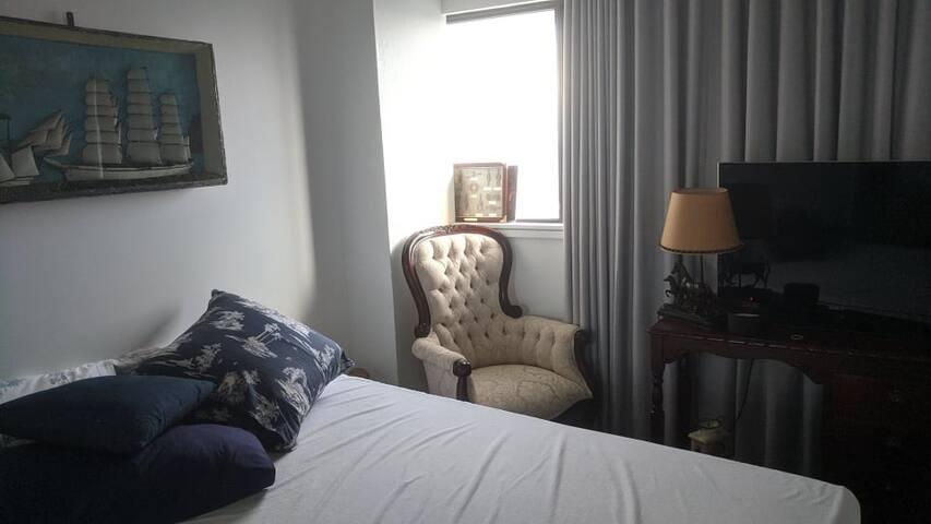 Bedroom - his