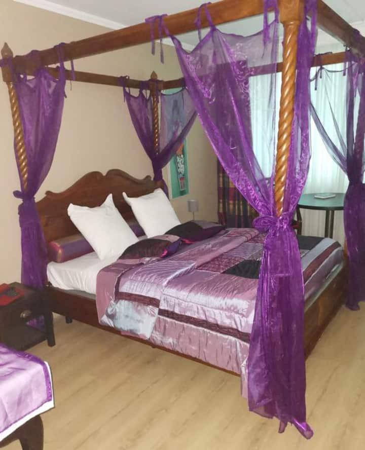 Chambre d'hôtel 2p
