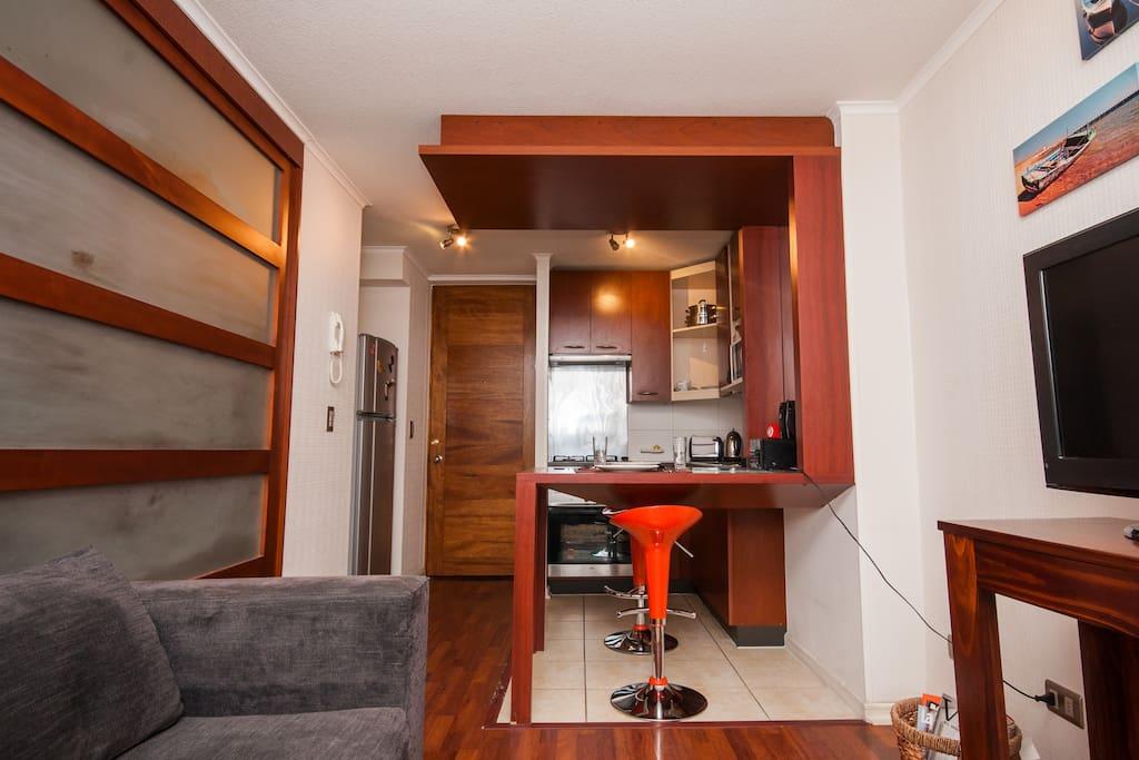 Santiago Centro Rent Apart