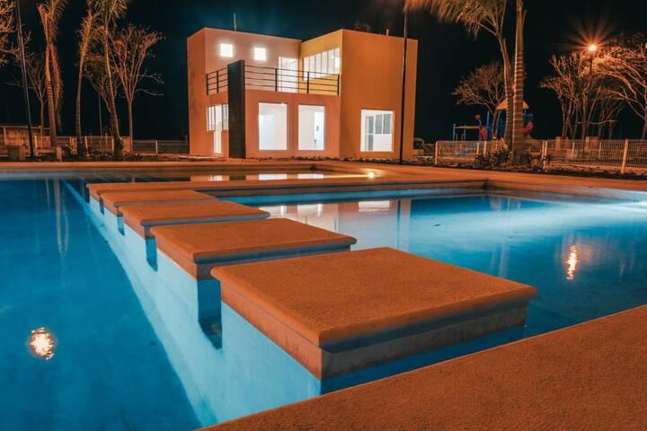 Casa en fracciomiento Merida Yucatan.
