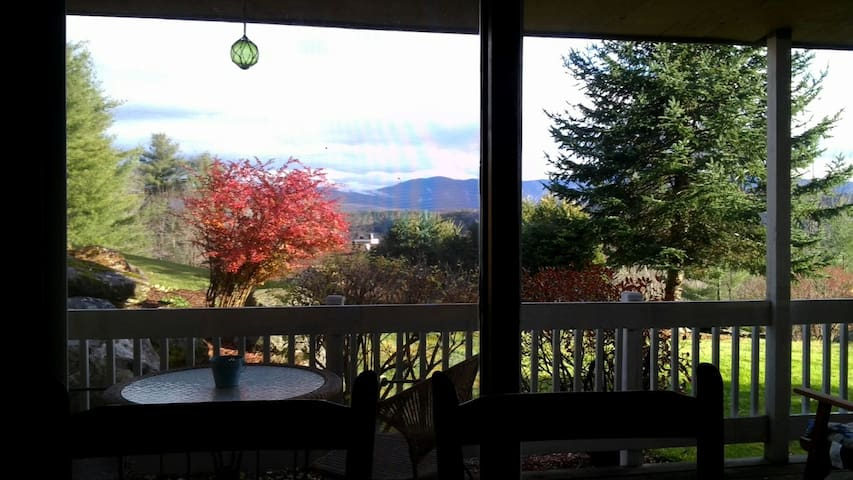 Amazing Mtn. views- Mtnside Resort, SPRING SPECIAL - Stowe - Appartement en résidence