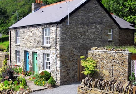 Luxury Welsh Cottage near beaches - Swansea - Casa