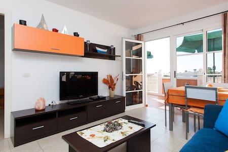 Centrally Esmeralda Apartment in Caleta de Fuste - Castillo Caleta de Fuste
