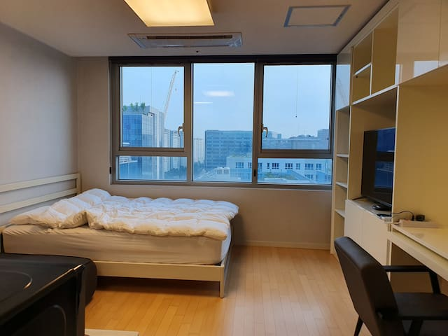 PF Cozy Studio / 3 min from Pangyo Station