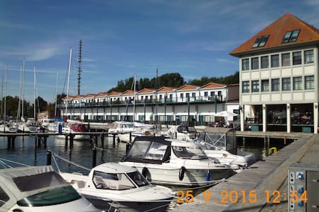 Fewo mit Wasserblick! Am Hafen Karlshagen/ Usedom - Karlshagen