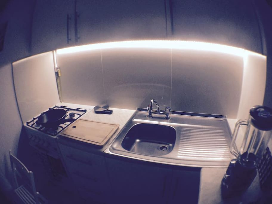 Led Kitchen :)