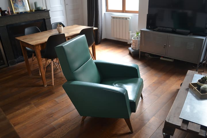 Our perfect home - Lyon - Apartamento