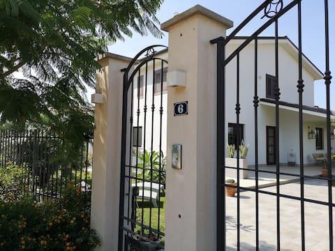 L'AGAPANTO - Apartamento para 4 pessoas - Terrasini