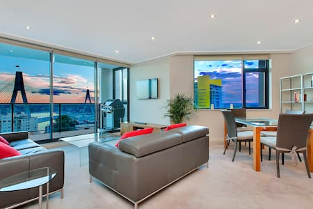 1BRM Apt Ctrl Sydney Harbour Views