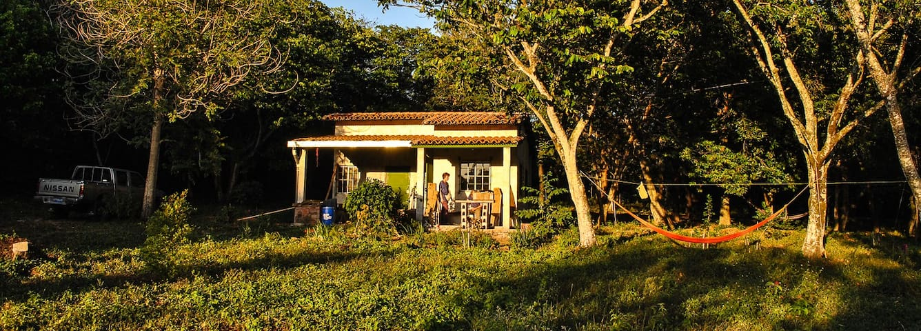 "Finca ""La Siguanaba"", a small farm! - Juayua - House"