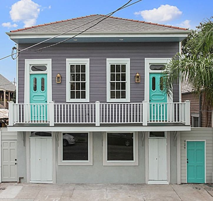 High End Marigny 5 Bedroom Houses For Rent In New Orleans Louisiana United States