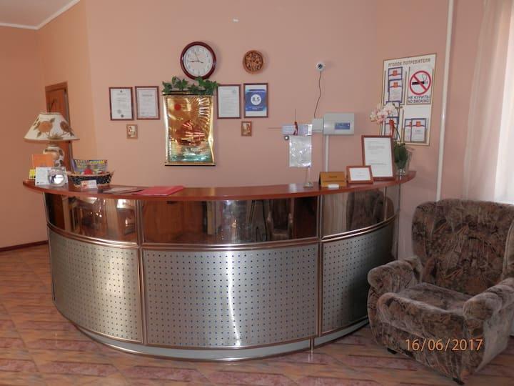 мини-отель Домашний Очаг