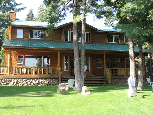 The Lake House on Lake Almanor West - Chester - Casa