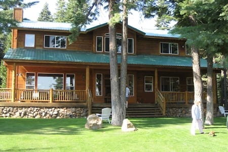 The Lake House on Lake Almanor West - Chester
