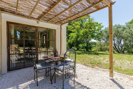 ★ Lodges Park Castellet Provence ★ Mer & Vignes 1