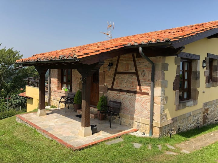 Casa confortable y bien ubicada  cerca de Comillas