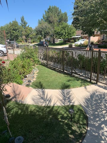 Garden grove peaceful and private suite (A)