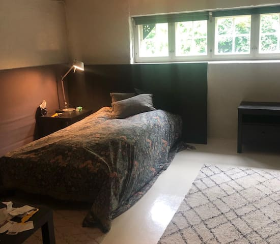 Super attractive 24 sqm room close to Copenhagen