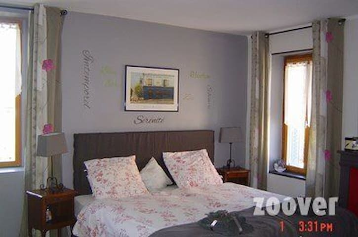 Bed&Breakfast La Maison Bleue - Lapeyrouse - Inap sarapan