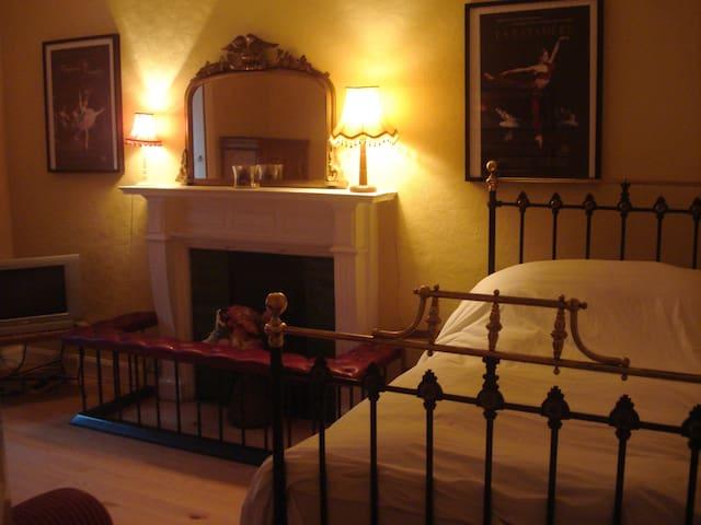 Big bright room by Botanic Gardens - Edimburgo - Bed & Breakfast
