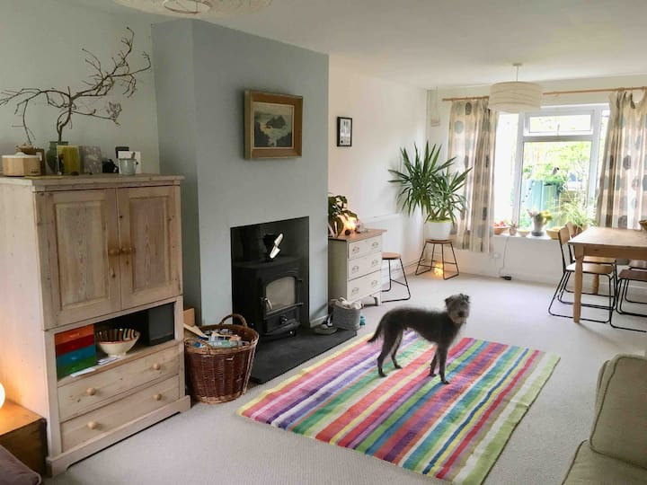 Room in friendly, clean, calming house, Wilton.