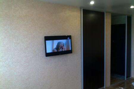 1 ком квартира класса ЛЮКС, Wi-Fi!! - Новосибирск